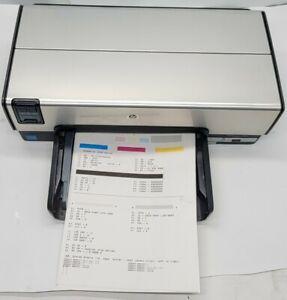HP Deskjet 6940 C8970A Standard Color Inkjet Printer No output tray cover