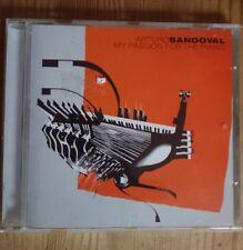 arturo sandoval, my passion for the piano cd ex cond