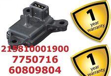 LANCIA DELTA I 2.0 16V HF Evo Integrale Sensor Map 1993 7750716 60809804 2543AD