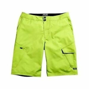 "Fox Ranger Cargo 12"" Mountain Bike Baggy Shorts Acid Green Size 30 New"