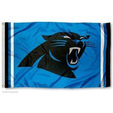 CAROLINA PANTHERS FLAG 3'X5' NFL TEAM LOGO BANNER: FREE SHIPPING