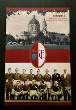 CARTOLINA CALCIO GRANDE TORINO 70° anniversario SUPERGA - 1949 - 2019