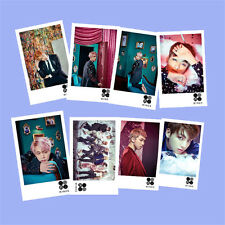 Kpop 30Pcs BTS WINGS Photocards LOMO Card Bangtan Boys Photocard SUGA Postcard V