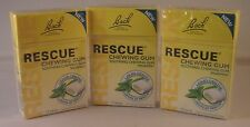 Bach Rescue Remedy Spearmint Chewing Gum 37g SIX PACKS