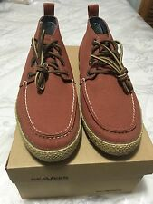 SeaVees Moccasin Chukka boots. US size 11.