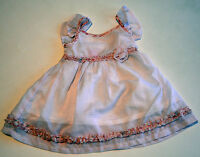 Tolles festliches Baby Kleid von Pampolina Größe 74 Hochzeit Taufe Feier