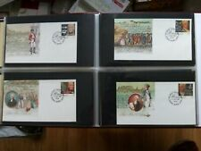 Australia FDC Issued In 1987--a full set of 4 covers together