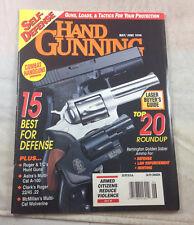 15 Best For Defense Top 20 Roundup 1994 Hand Gunning Magazine Vintage