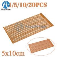 1/5/10PCS 5x10cm Multi Hole Prototype Paper PCB Matrix Circuit Board DIY