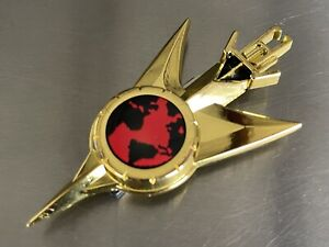 Star Trek Discovery Discovery Metal Terran Empire Mirror Badge