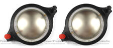 2pcs/Lot High quality Aft diaphragms for the RCF N850 driver; M82- 8 ohms driver