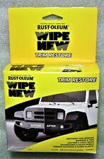Free Shipping Brand New Rust-Oleum Trim Restore Kit WIPE NEW Exterior/Interrior