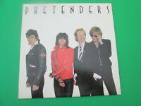 The Pretenders, Chrissy Hynde,  Vinyl LP Album, 1980 Sire Records, Real Nice