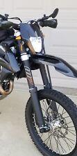 KTM EXC EXC-F 250 300 350 450 500 * FULL SET OF FORK PROTECTION - Forkshrink 360