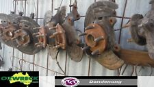 GENUINE HOLDEN VE LEFT HAND FRONT HUBS