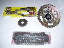 NEW Top Quality Standard Gearing Chain Sprocket Kit AJS CR3-125 Kaisar KS XTR125