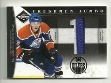 2011-12 LIMITED Freshman Jumbo Draft Prime RYAN NUGENT HOPKINS Serial #15/25