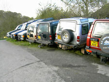 LAND ROVER DISCOVERY & DEFENDER TRUCKS & PARTS FOR SALE, 200 & 300's-TDIs