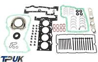 TRANSIT 2.2 FWD HEAD GASKET SET HEAD BOLT SEAL MAIN BEARINGS BIG END 07-12