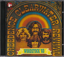 Creedence Clearwater Revival - Woodstock '69 CD (1989)