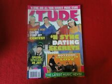 Vintage Teen Pop Rock Magazine N' Sync, Bewitched with Posters G5