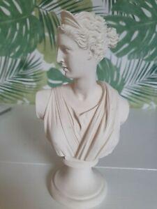 Ancient Greek Mythology statue, ornament ARTEMIS bust decorative item