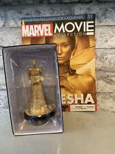Marvel Movie Figurine Collection Issue 51 Ayesha Eaglemoss Figure and Mag