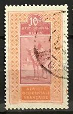 Upper Senegal & Niger #22 Used CDS Camel Rider