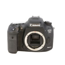 Canon EOS 7D Mark II(G) Digital SLR Camera Body {20 M/P} - EX