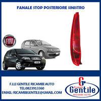 Fiat PUNTO II dal 1999 FANALE STOP POSTERIORE SINISTRO SX VERSIONE 5 PORTE