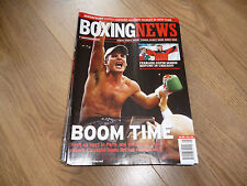 November Boxing News Magazines