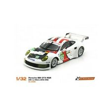 Porsche 991 RSR  Le mans 2013 #92 Winner series   Scaleauto  Slot Car 1/32