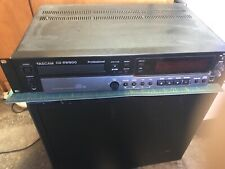 New ListingTascam Cd-Rw900 Professional Cd Re-Writable Recorder Used Very Little Free Sh