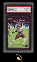 🌟2020 Chase Young Panini Instant 1st Graded 10 Washington Rated Rookie Card 🌟