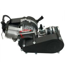 49cc Engine Motor and TRANSMISSION for Pocket Motorized ATV Bicycle Scooter su0