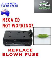 SEGA Mega CD Replacement Pico Fuse for No Power Fix 2.5A Original Repair