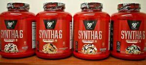BSN Syntha-6 Cold Stone Creamery Protein Powder 4.56 LB 2.07 KG (Choose Flavor)