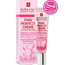 """NEW""  Erborian Pink Perfect Cream 15ml-4-in-1 Primer Korea Cosmetics -Freeship-"