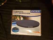 BRAND NEW!!! 12ft intex pool cover.