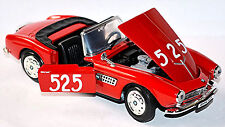 BMW 507 Roadster 1956-59 rouge rouge 1:24