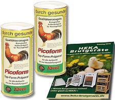 2x 350g Picoform --- biologisches Aufzuchtpräparat --- @@@HEKA: 2x Art. 23020
