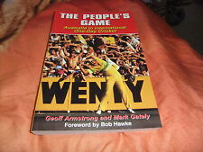 THE PEOPLE'S GAME AUSTRALIA in INTERNATIONAL ONE DAY CRICKET PHOTOS STATS 1994