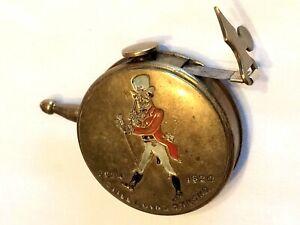 Vintage / Antique Johnnie Walker Advertising Brass Bowls Measurer by Rabone