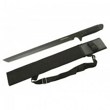"""18"""" Ninja Sword Full Tang with Nylon individual Pouch with shoulder strap"""