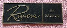 Buick Riviera 1965 Glovebox Emblem