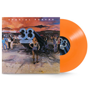 38 Special - Special Forces - Limited Edition Orange Vinyl LP - NEW SEALED  2021