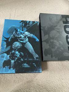 Batman Hush Absolute Oversized Hardcover Slipcase Edition