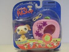 2005 LITTLEST PET SHOP #140 GOLDEN New and Sealed MIP