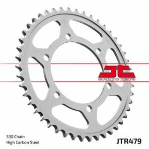 Yamaha FZ6 / R1 / FZ1 46 Tooth JT Carbon Steel Rear Drive Sprocket (JTR479-46)