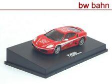 Redline 1:87 87rl007 Ferrari f430 Challenge #14, rouge. NEUF